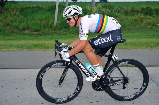 1.5-World-champion-Michal-Kwiatkowski-Etixx-Quick-Step-seemed-to-be-enjoying-his-first-day-of-racing-in-2015.
