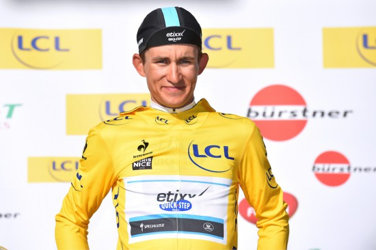 10-Michal-Kwiatkowski-dons-the-first-yellow-jersey-of-the-73rd-Paris-Nice.