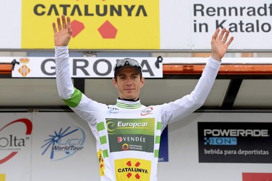 11-Pierre-Rolland-Europcar-now-leads-the-Volta-a-Catalunya.-He-keeps-a-nice-time-cushion-on-GC-thanks-to-his-ride-in-the-breakaway-on-day-one.