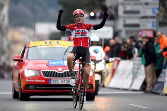 14-The-French-cycling-faithful-were-thrilled-to-see-one-of-their-own-Gallopin-win-the-day-and-take-the-lead.
