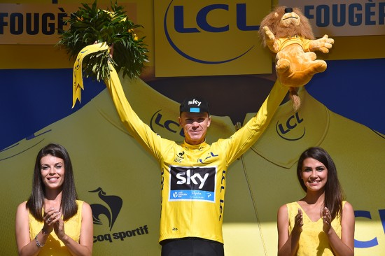 15-The-races-official-leader-after-stage-7-Froome-put-on-the-yellow-jersey-for-his-second-time-this-week.