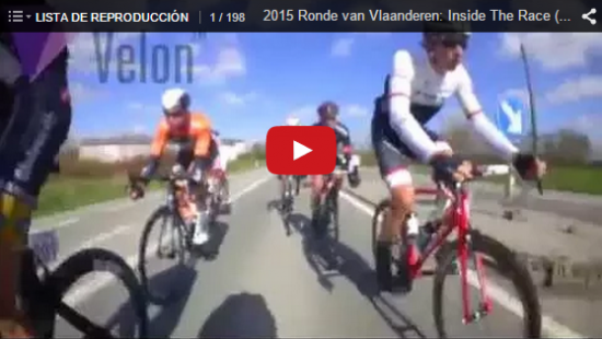 2015 Ronde van Vlaanderen: Inside The Race (Long version)