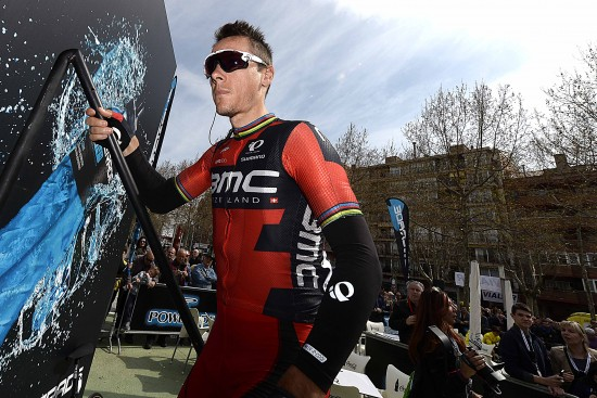 Cycling: 96th Volta a Catalunya/ Stage 2 GILBERT Philippe (BEL)/ Mataro-Olot (178,7Km)/ Tour of Catalunya/ Ronde Etape Rit/ Valencia/ (c) Tim De Waele