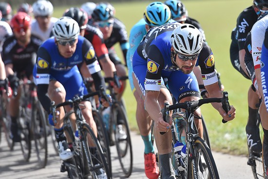 Tom Boonen was one of four Etixx riders in the chase group. Photo: Tim De Waele | TDWsport.com