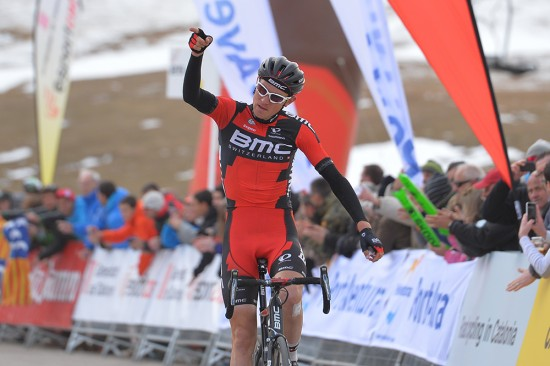 3-Tejay-van-Garderen-BMC-attacked-with-four-kilometers-to-go-on-an-uphill-finish.