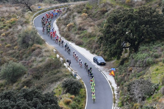 3-Tinkoff-Saxo-controlled-the-front-of-the-race-setting-up-Alberto-Contador-for-the-final-climb-of-the-day.